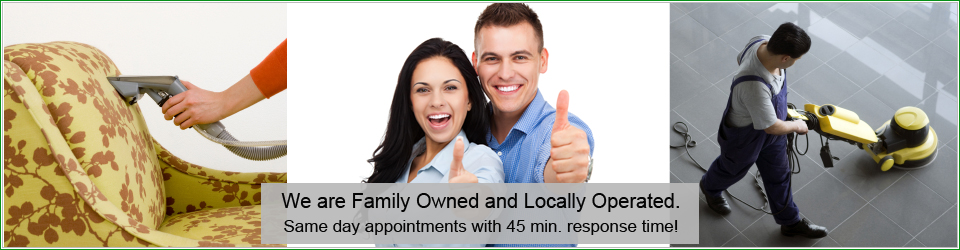 Family Owned Green Cleaning Woodland Hills